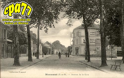 Mormant - Avenue de la Gare