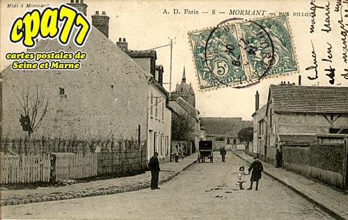Mormant - Rue Billot