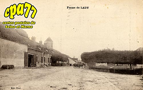 Mormant - Ferme de Lady