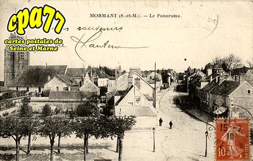 Mormant - Le Panorama