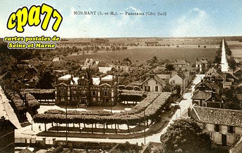 Mormant - Panorama (Côté Sud)