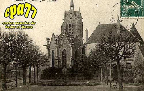 Mormant - L'Eglise