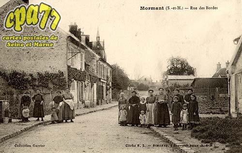 Mormant - Rue des Bordes