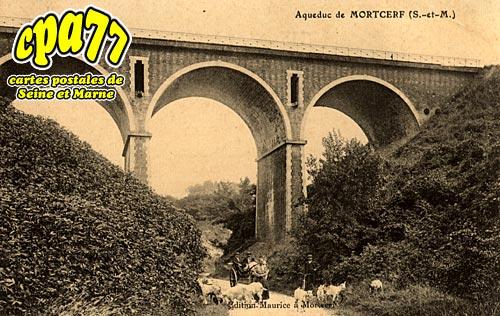 Mortcerf - L'Aqueduc