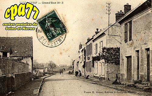 Mortcerf - Grand'Rue N° 3
