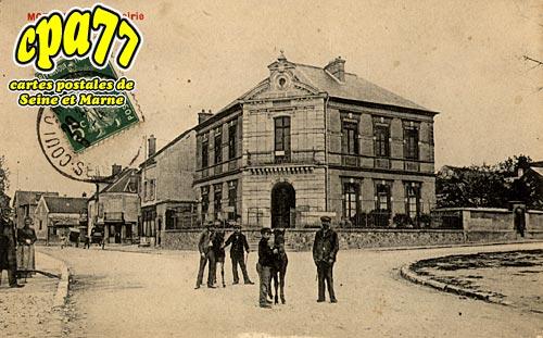 Mortcerf - La Mairie