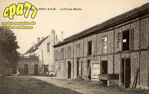Moussy Le Neuf - La Ferme Martin