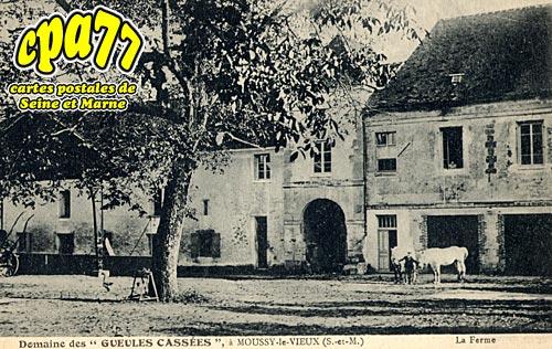 Moussy Le Vieux - Domaine des