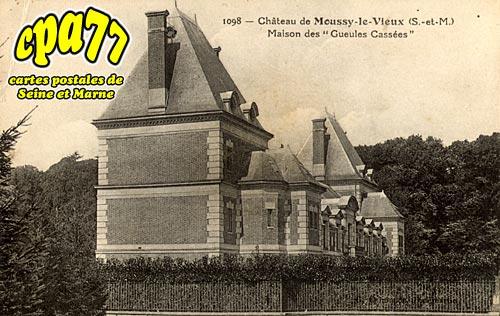 Moussy Le Vieux - Maison des