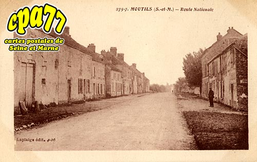 Moutils - Route Nationale