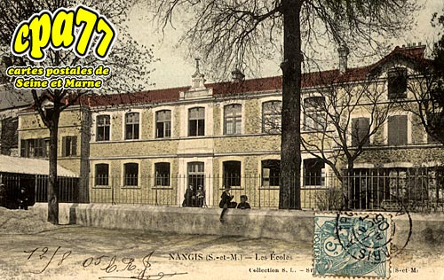 Nangis - Les Ecoles