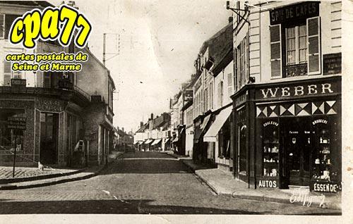 Nangis - Rue de la Poterie