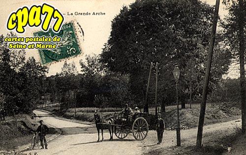 Nanteuil Lès Meaux - La Grande Arche
