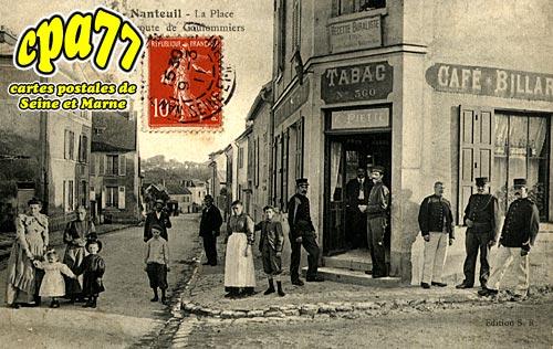 Nanteuil Lès Meaux - Vue prise route de Coulommiers