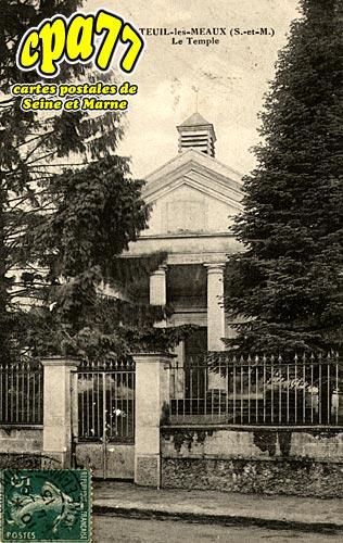Nanteuil Lès Meaux - Le Temple
