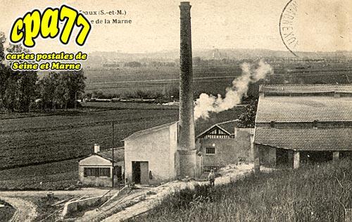 Nanteuil Lès Meaux - La Plâtrière et Vallée de la Marne