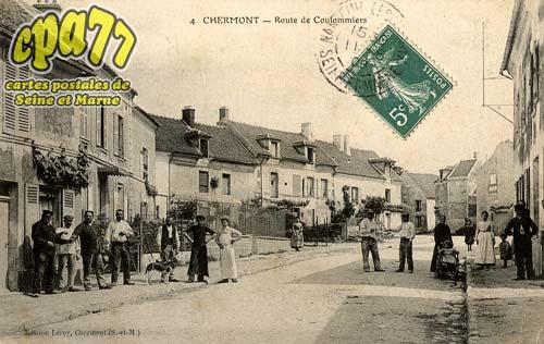 Nanteuil Lès Meaux - Route de Coulommiers