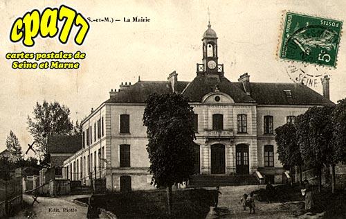 Nanteuil Lès Meaux - La Mairie