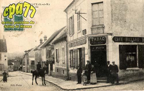 Nanteuil Lès Meaux - Rue de la Poste