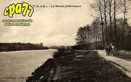 Nanteuil Lès Meaux - Chermont - La Marne pittoresque