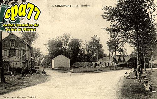 Nanteuil Lès Meaux - Chermont - La Plâtrière