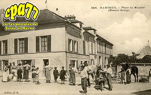 Nanteuil Lès Meaux - Place du Montier