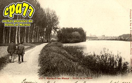 Nanteuil Lès Meaux - Bords de la Marne