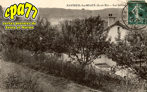 Nanteuil Lès Meaux - Les Servins