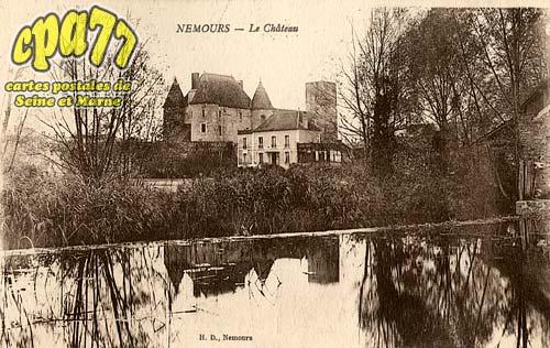 Nemours - Le Château