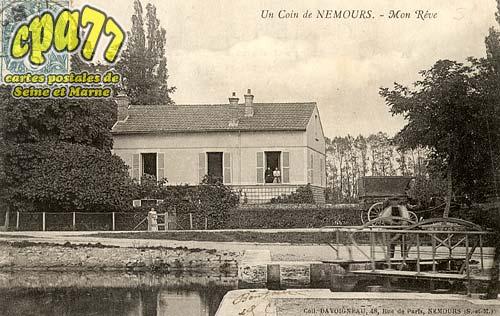 Nemours - Un coin de Nemours - Mon Rêve
