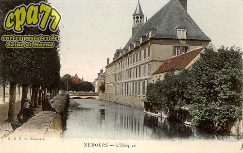 Nemours - L'Hospice