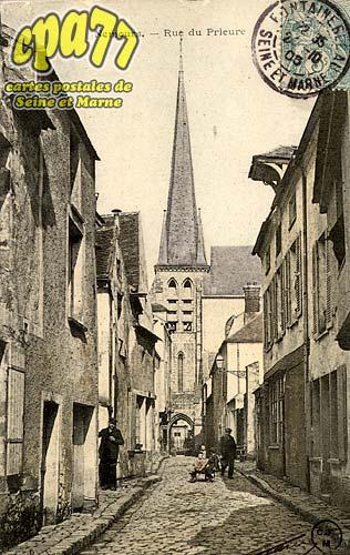 Nemours - Rue du Prieuré