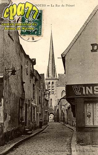 Nemours - La Rue du Prieuré