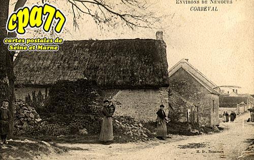 Nemours - Corbeval