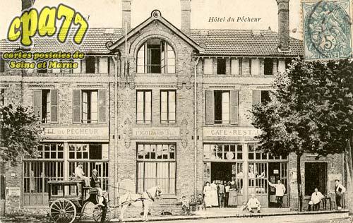 Noisiel - Hôtel du Pêcheur