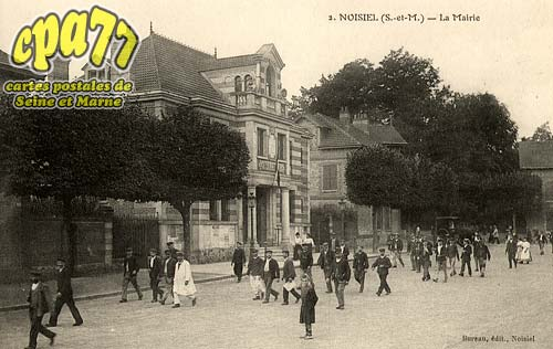 Noisiel - La Mairie
