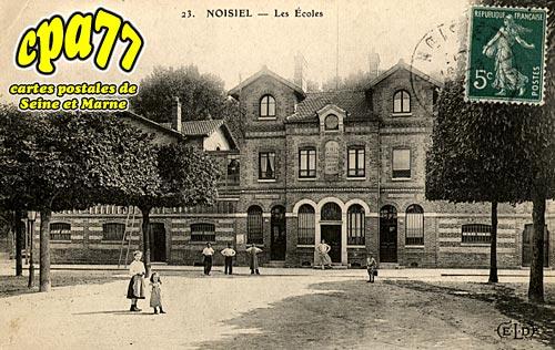 Noisiel - Les Ecoles