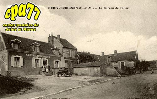 Noisy Rudignon - Le Bureau de Tabac