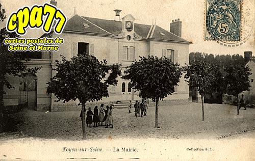 Noyen Sur Seine - La Mairie