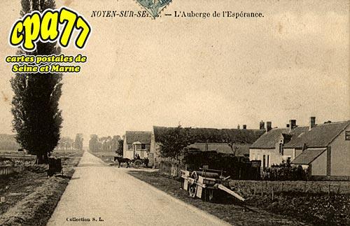Noyen Sur Seine - L'Auberge de l'Espérance
