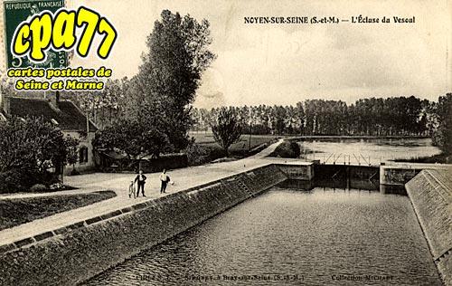 Noyen Sur Seine - L'Ecluse de Vesoul