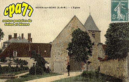 Noyen Sur Seine - L'Eglise