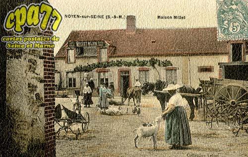 Noyen Sur Seine - Maison Millet