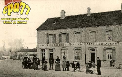 Noyen Sur Seine - Epicerie, mercerie - Café, restaurant