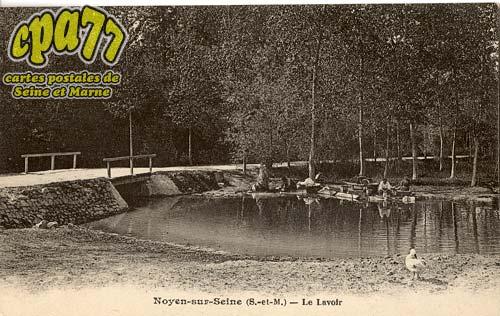 Noyen Sur Seine - Le Lavoir