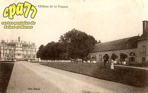 Ocquerre - Lisy-sur-Ourcq - Château de la Trousse