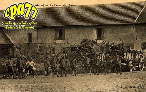Oissery - La Ferme du Château
