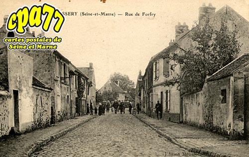 Oissery - Rue de Forfry