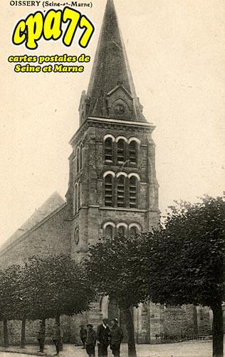 Oissery - L'Eglise