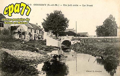 Oissery - Un joli coin - Le Pont